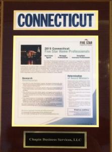 CT Mag Award